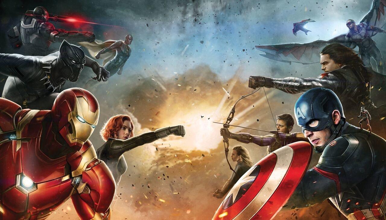 Capitán América: Civil War muestra más contenido en su tráiler internacional