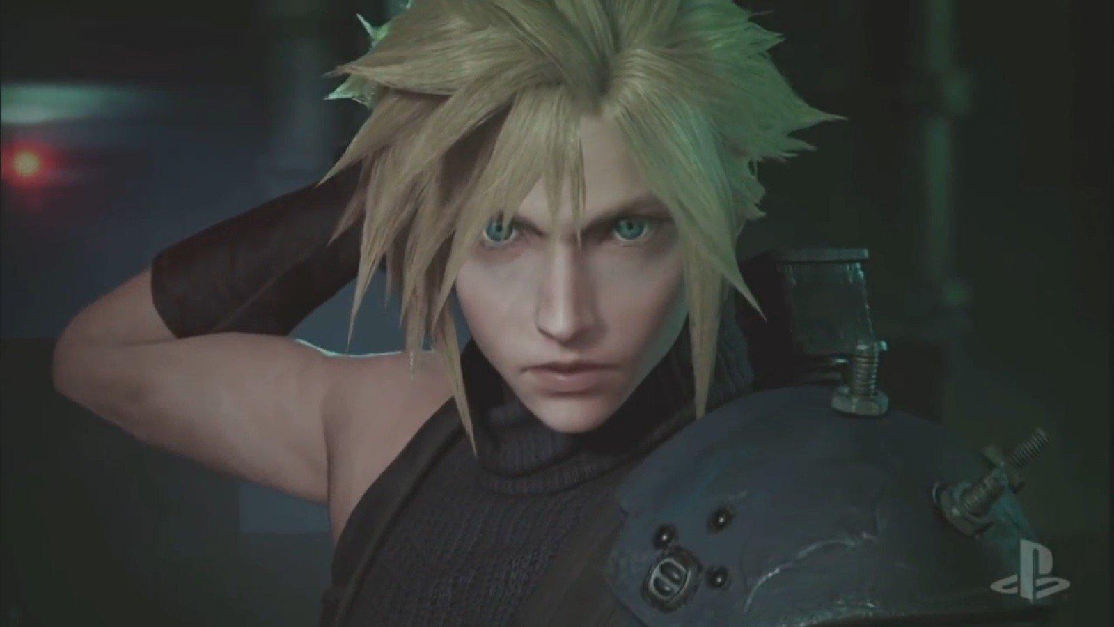 Final Fantasy: Cloud hizo un cameo en la entrega menos esperada de la saga