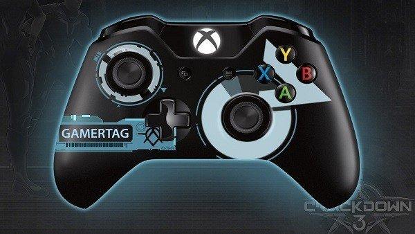 El mando personalizado de Crackdown para Xbox One no se comercializará
