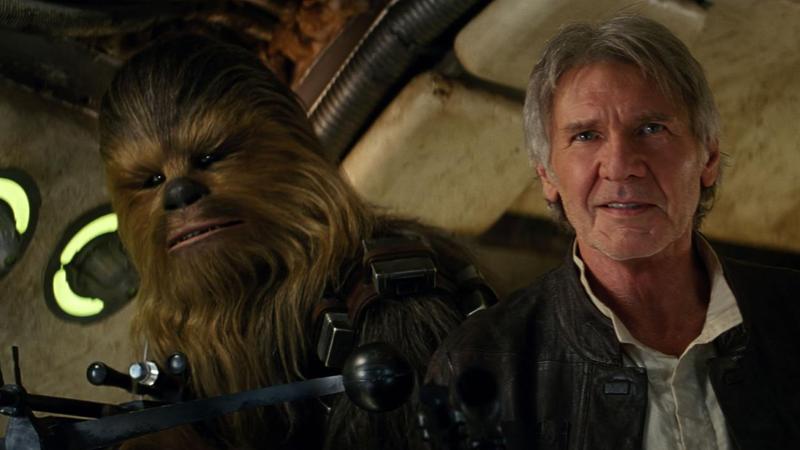 Han Solo y Chewbacca te parecerán reales en estas figuras