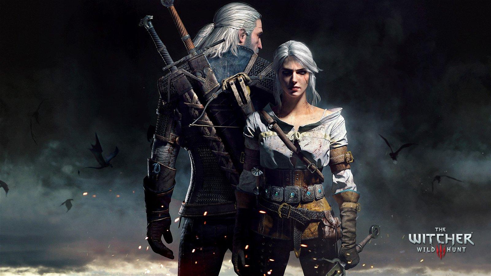 The Witcher 3: Una mujer de 80 años es fanática del juego