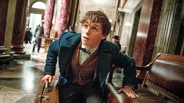 El protagonista de Animales Fantásticos y Dónde Encontrarlos aparece en Harry Potter y no te diste cuenta