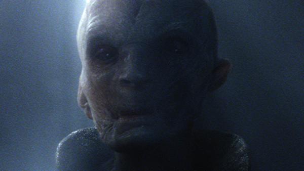 Star Wars: El Líder Supremo Snoke podría tener sus orígenes en Darth Vader