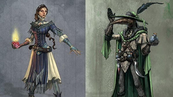Fable Legends deja ver su arte conceptual