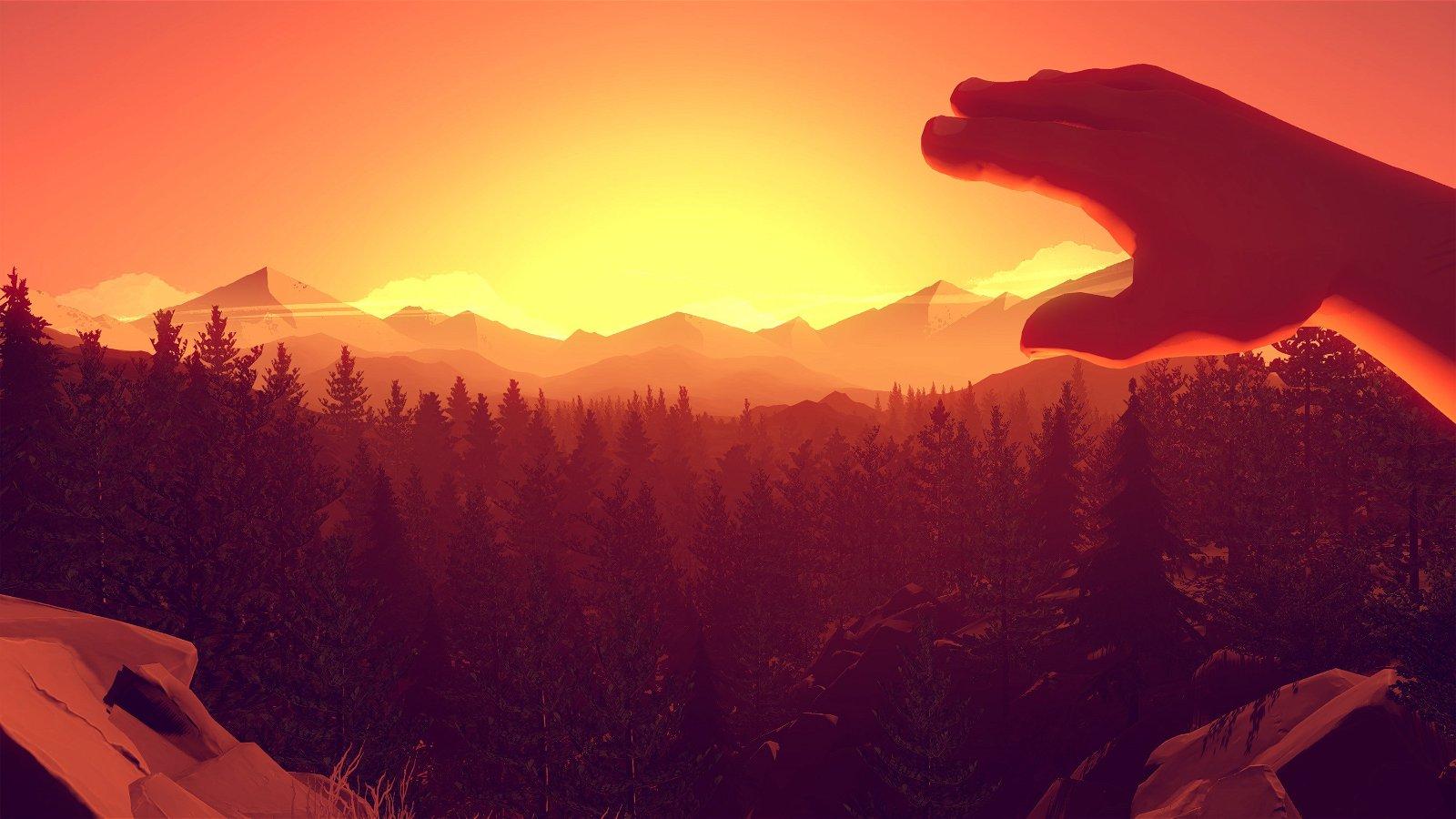 Firewatch llegará a Xbox One el 21 de septiembre