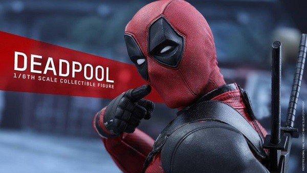 FINDE Deadpool recibirá una impresionante figura de Hot Toys