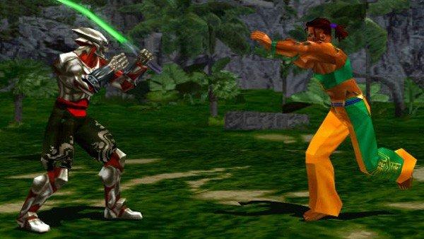 Tekken 3 celebra hoy su vigésimo aniversario