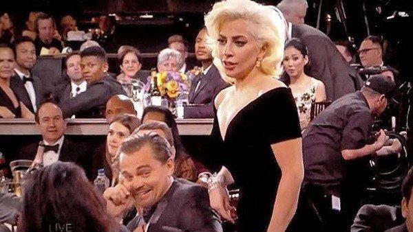 Globos de Oro 2016: DiCaprio explica su malentendido con Lady Gaga