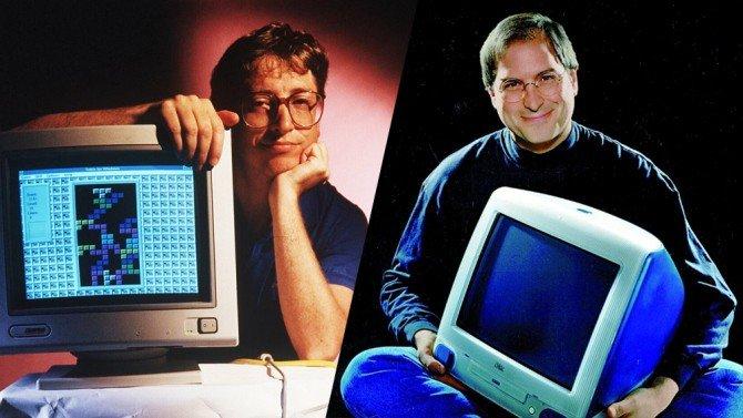 Steve Jobs y Bill Gates tendrán su propio musical
