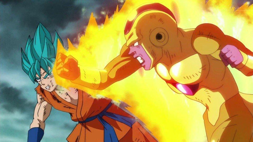 Nuevos arreglos para Dragon Ball Super en DVD y Blu-ray
