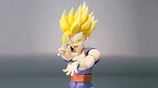 Dragon Ball: Su nueva figura de Son Gohan ya se puede reservar