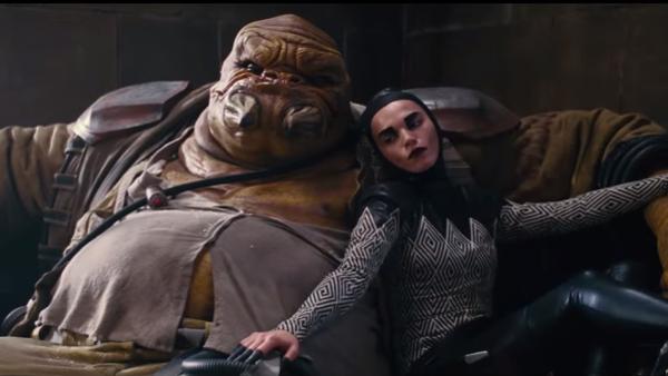 Star Wars: El Despertar de la Fuerza inspira posturas en la cama
