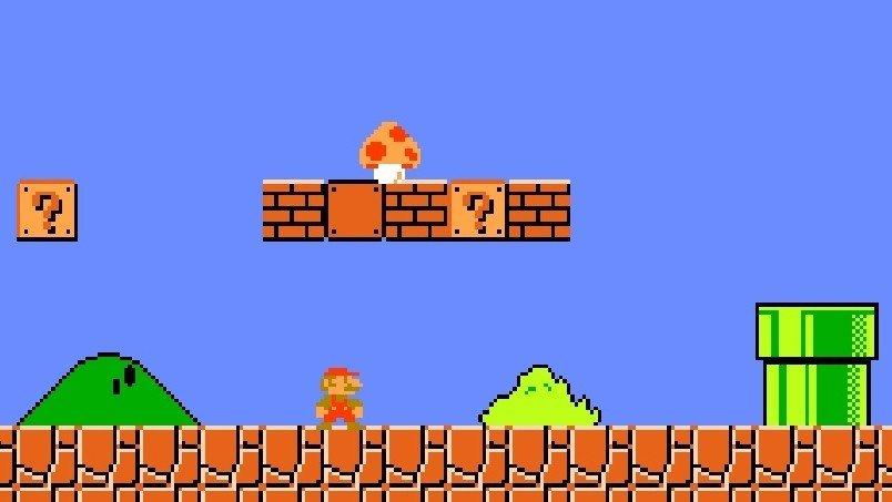 Super Mario Bros.: Transforman su cocina en el escenario del juego