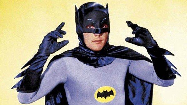 Batman: Los mejores villanos de la serie de los 60 de Adam West