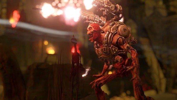 Doom pasa de terrorífico a tronchante con solo cambiar sus sonidos