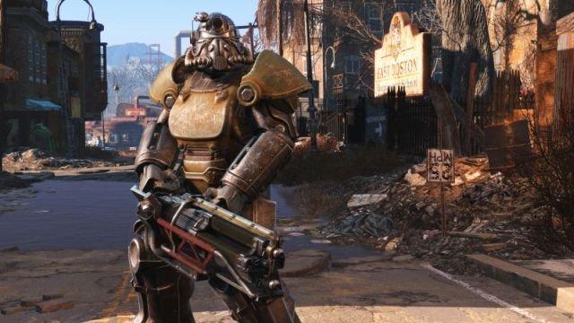 """Fallout 4 """"luce estupendamente"""" en realidad virtual"""