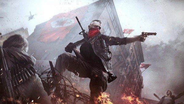 AlfabetaTOP: Homefront: The Revolution se hace con el primer puesto