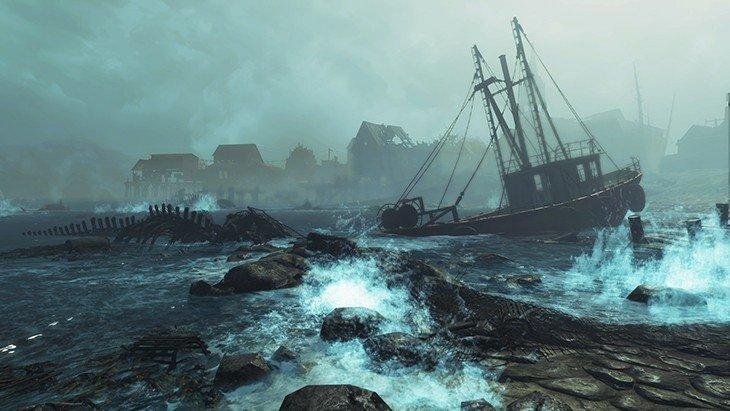 Fallout 4 ofrece una solución a los problemas de Far Harbor