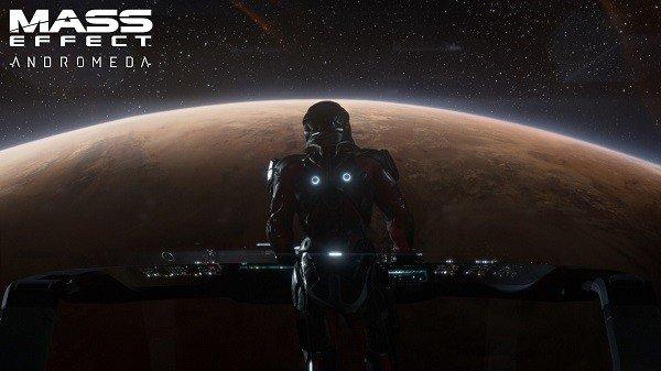 Mass Effect: Andromeda estará disponible días antes de su lanzamiento