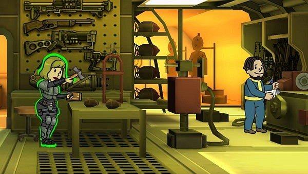 Fallout Shelter recibe una gran actualización y llegará a PC
