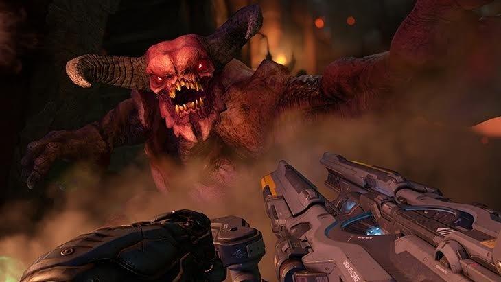 Doom contiene un easter egg satánico en su banda sonora