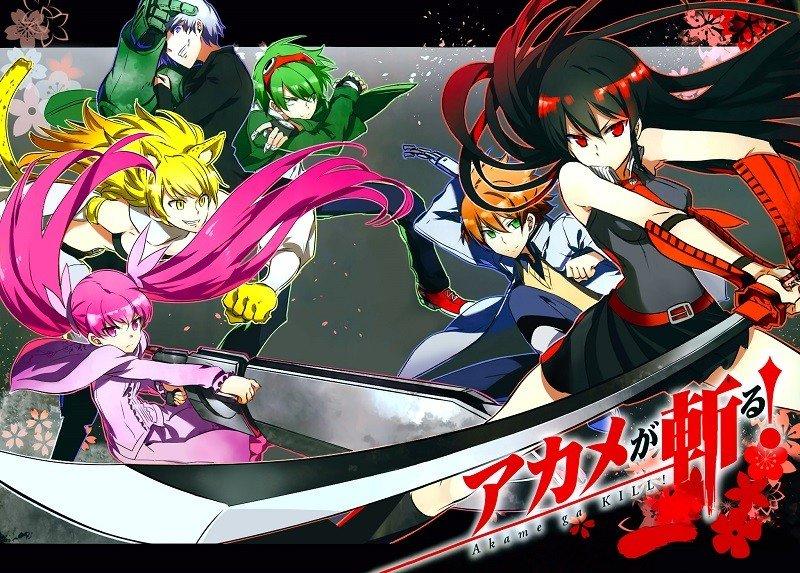No Solo Gaming: Akame Ga Kill!, el manga