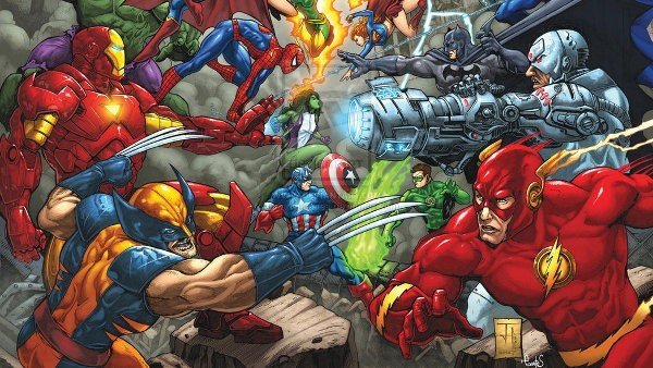 the marvel vs dc debate I used to be a marvel junkie, but ironically my all time favorite superhero, batman, comes from dc the fact is, there are excellent artists and writers from both, and sagas from either that can't be ignored.
