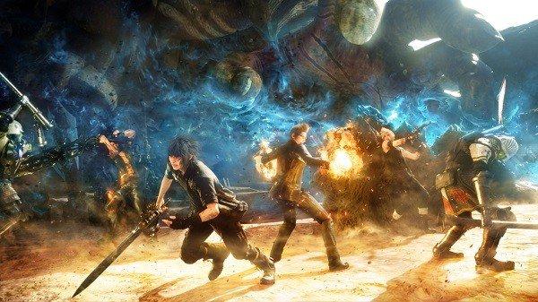 E3 2016 U-tad: Final Fantasy XV tendrá un Modo Espera