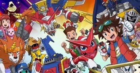 Digimon relanzará sus juguetes originales por su 20 aniversario