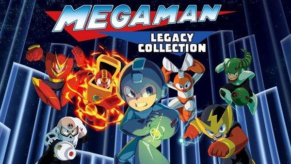 Mega Man Legacy Collection 2 podría anunciarse pronto