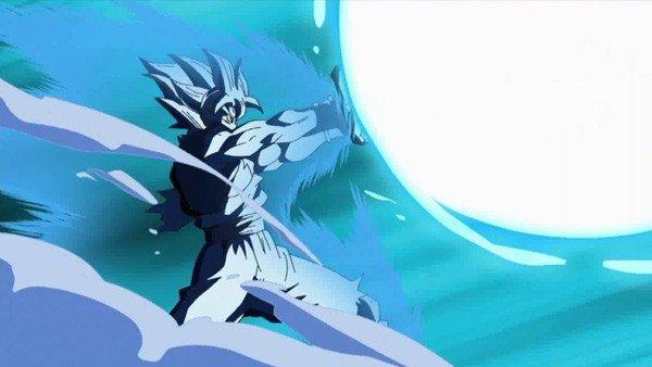 Dragon Ball Super: Goku lanza su primer Kamehameha en castellano