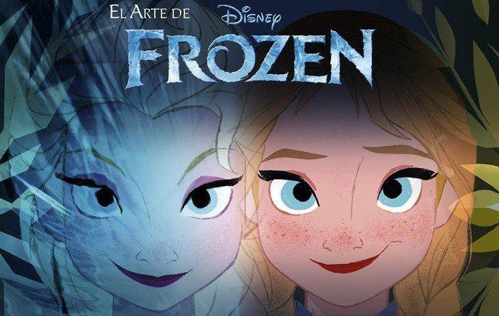 No Solo Gaming: El Arte de Frozen, el libro