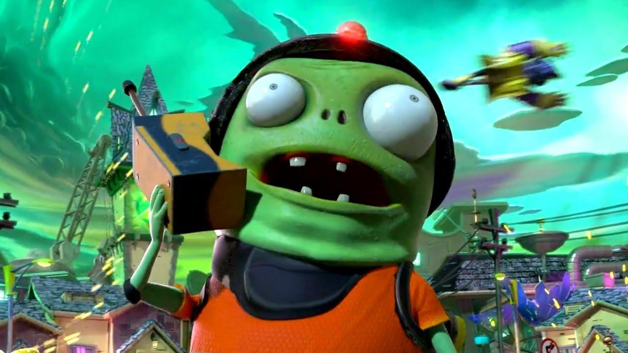 Plants vs. Zombies: Garden Warfare 2 se une al catálogo de EA Access