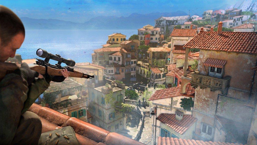 Sniper Elite 4 se retrasa hasta 2017 para no coincidir con Battlezone