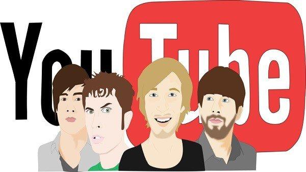 Los youtubers con contenidos más controvertidos