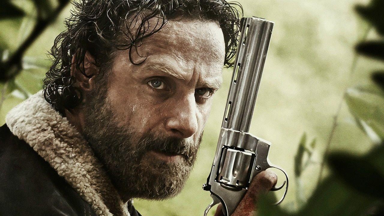 The Walking Dead: Dos personajes continuarían su idilio en la nueva temporada