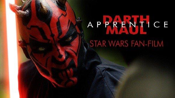 Star Wars: El corto Darth Maul: Apprentice déja ver su making off