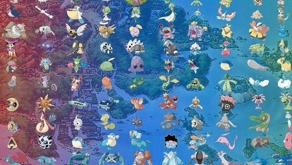 Pokémon: Las 10 mejores criaturas de la Tercera Generación