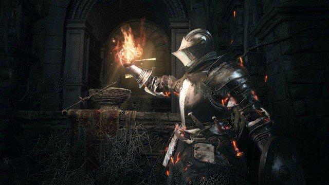 Dark Souls 3: Juegan al escondite con espíritus oscuros