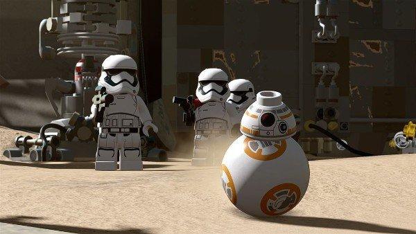 LEGO Star Wars: El Despertar de la Fuerza detalla su pase de temporada