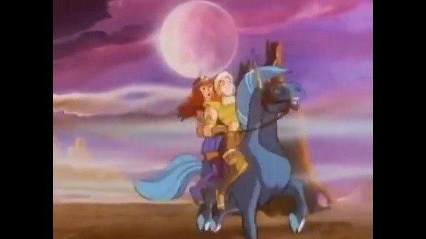 La intro definitiva de las series de animación de los años 80