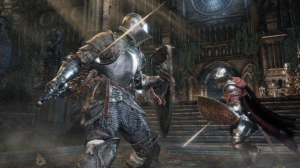 Dark Souls 3: Aquí es donde está la mejor espada del juego