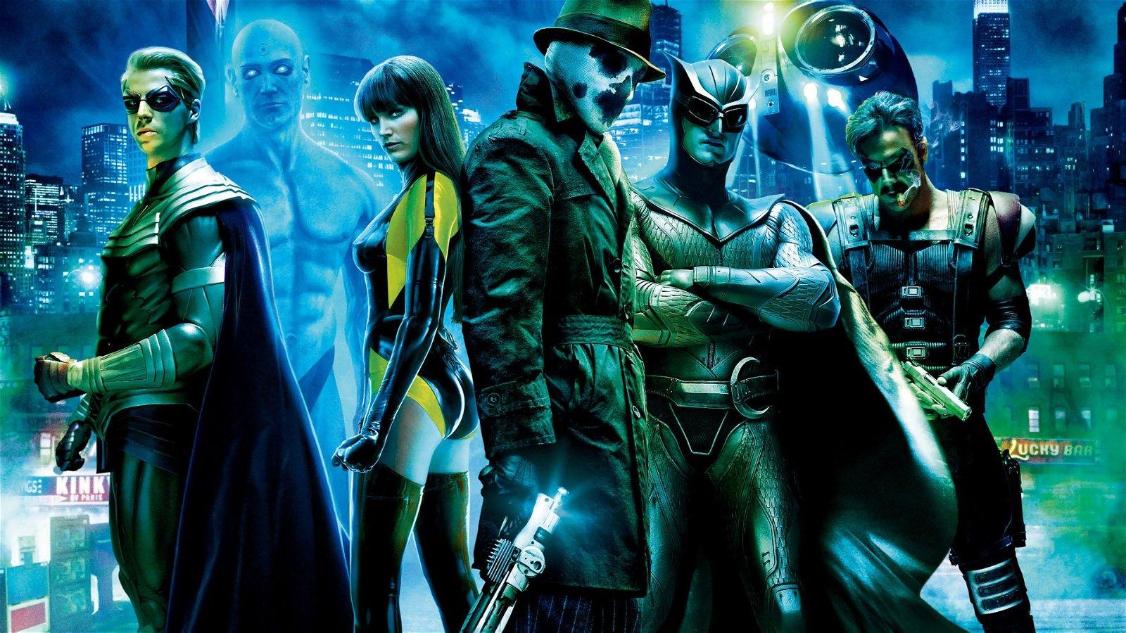 Injustice 2 podría recibir a los personajes de Watchmen