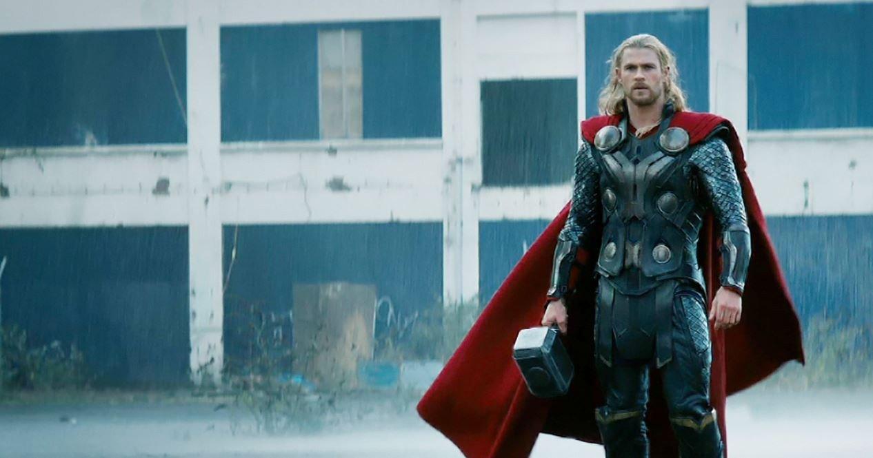 Thor: Ragnarok: Una imagen del rodaje puede haber desvelado un enorme easter egg de Marvel