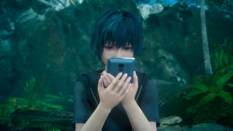 Final Fantasy XV tendrá una versión MMO para móviles
