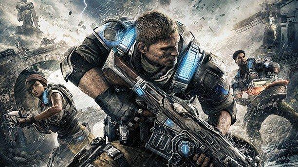 Juego E3 2016 U-tad del día: Gears of War 4