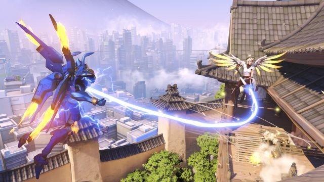 Overwatch banea a más 10.000 jugadores en Corea