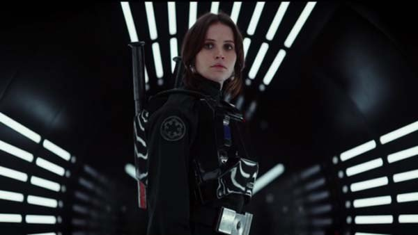 Star Wars: Rogue One y las críticas contra su personaje femenino