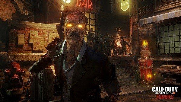Call of Duty: Black Ops 3 podría recibir un paquete de contenido titulado Zombies Chronicles