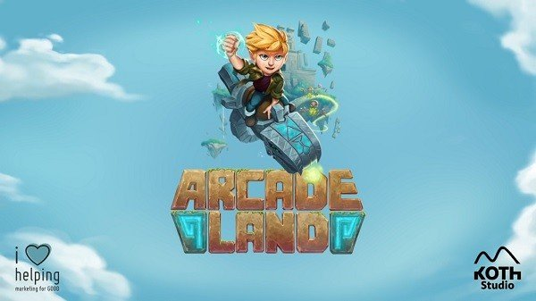 Arcade Land, el primer videojuego español para personas con parálisis cerebral, ya está a la venta